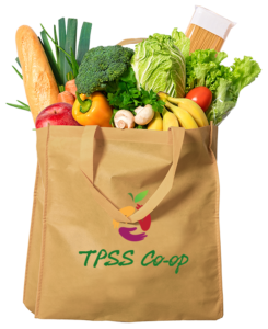 TPSS shopping bag