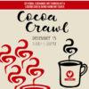 Cocoa Crawl Graphic