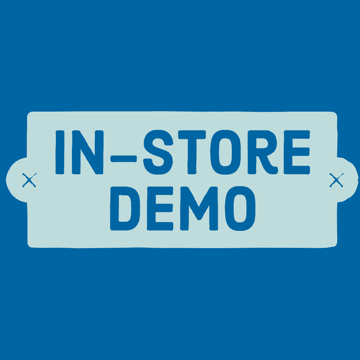 In-Store Demos graphic