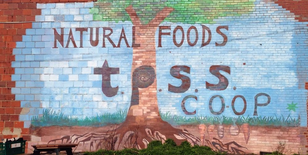 TPSS Coop Mural