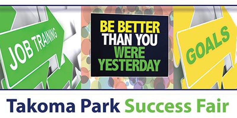 Takoma Park Success Fair