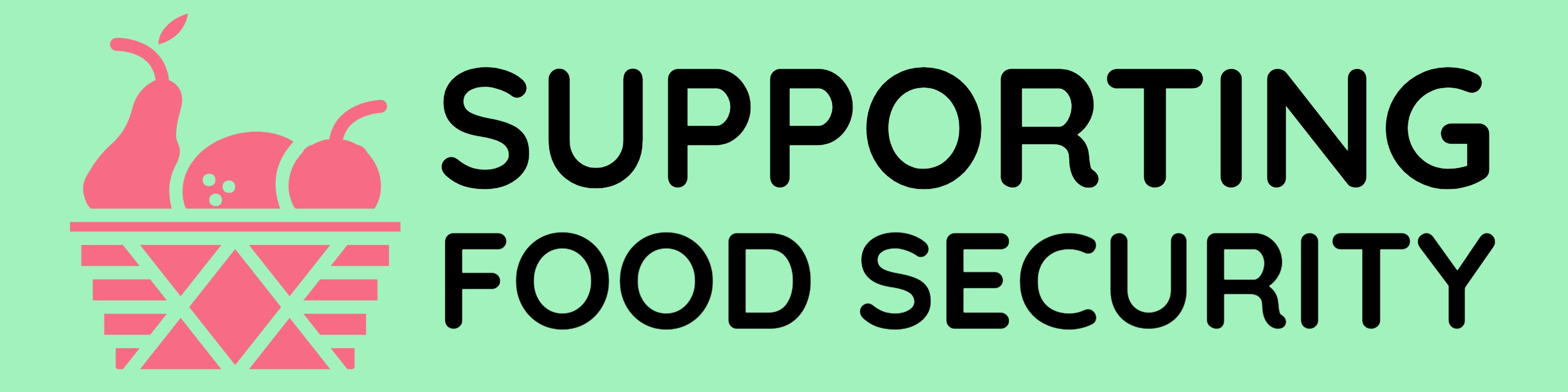 Supporting Food Security
